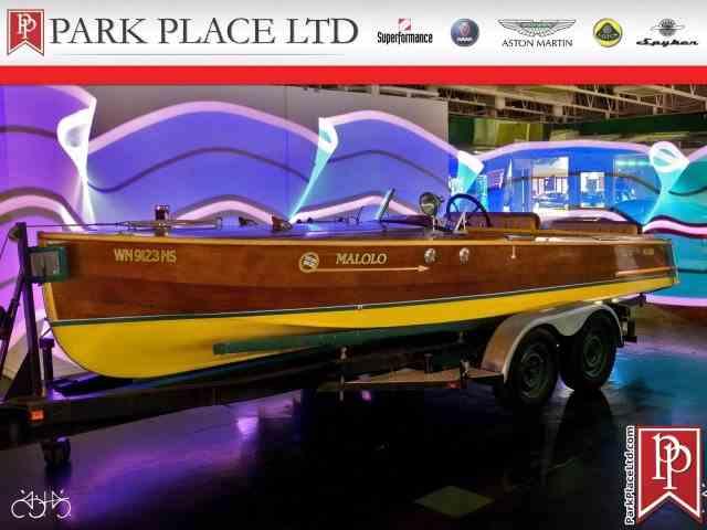 1927 Ditchburn Speed Boat | 935465