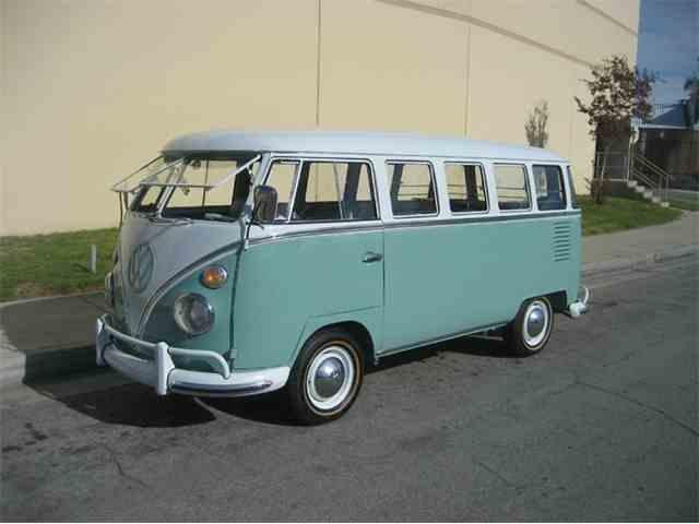 1963 Volkswagen Bus | 935482