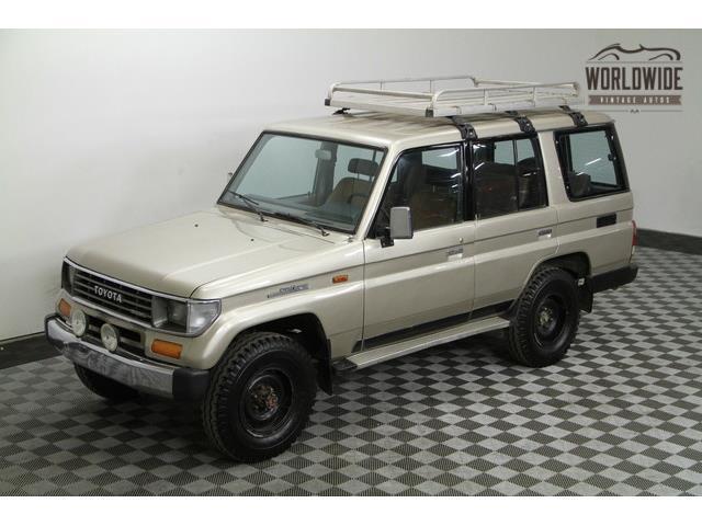 1990 Toyota Landcruiser LJ79 | 930549