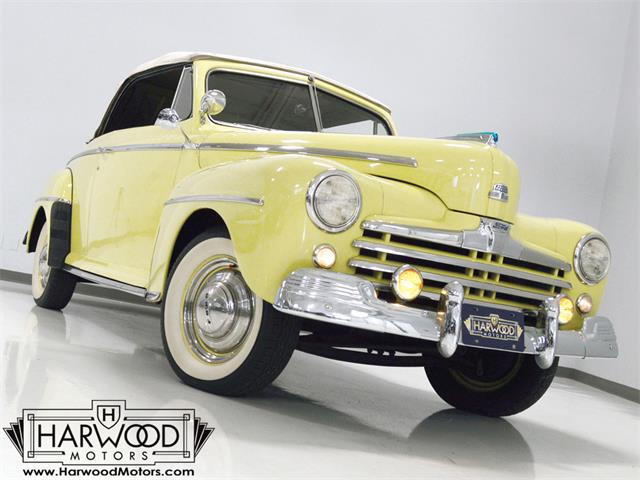 1948 Ford Super Deluxe | 930055