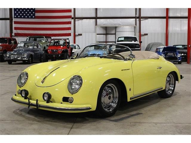 1957 Porsche Speedster | 935510