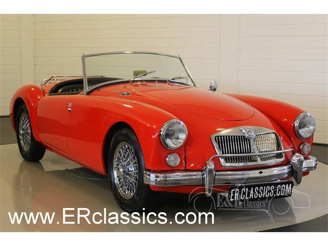 1962 MG A MK2 | 935517