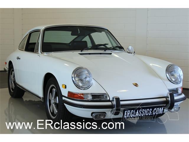 1968 Porsche 911 Sportomatic | 935525