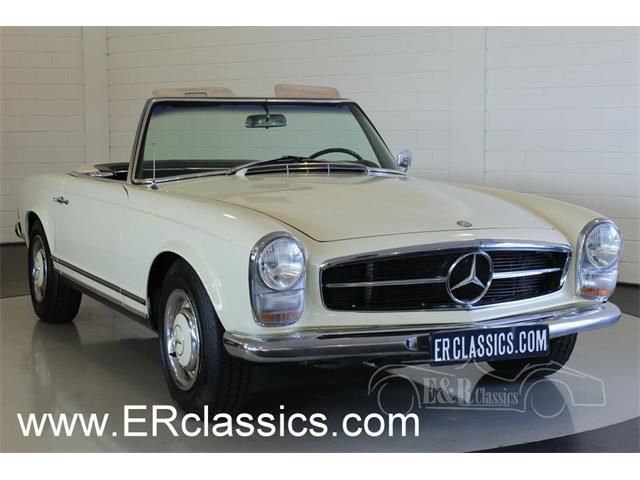 1966 Mercedes-Benz 230SL | 935526