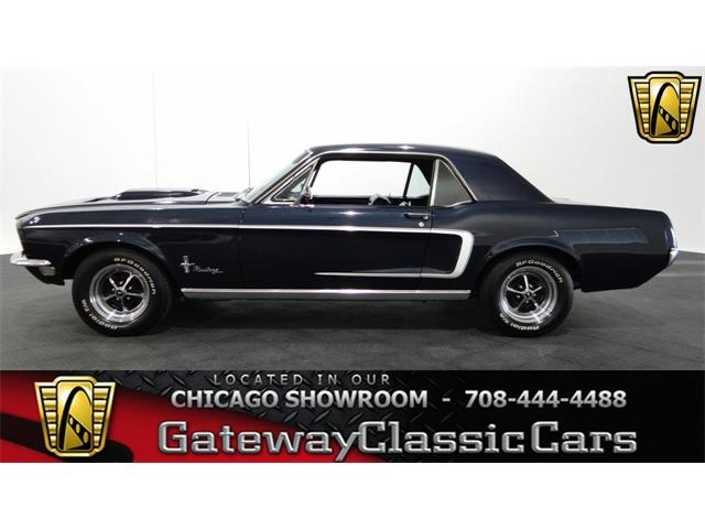 1968 Ford Mustang | 930553