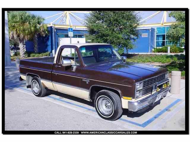 1984 Chevrolet C/K 10 | 935531