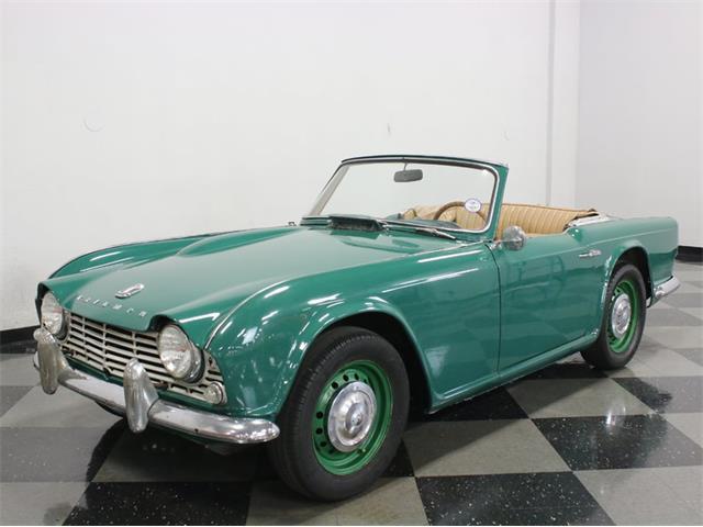 1963 Triumph TR4 | 935534