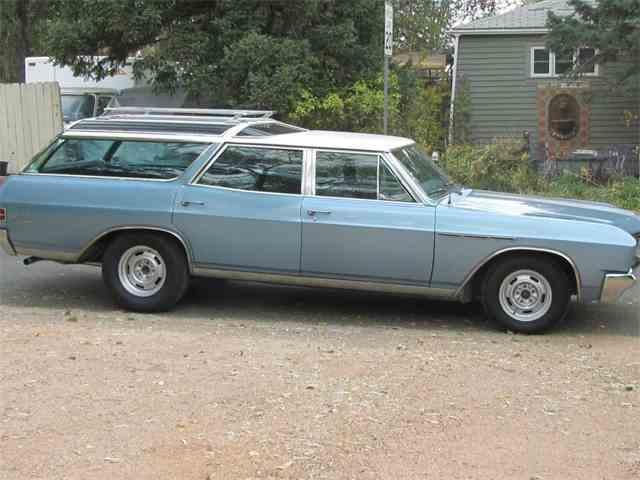 1967 Buick Sport Wagon | 935555