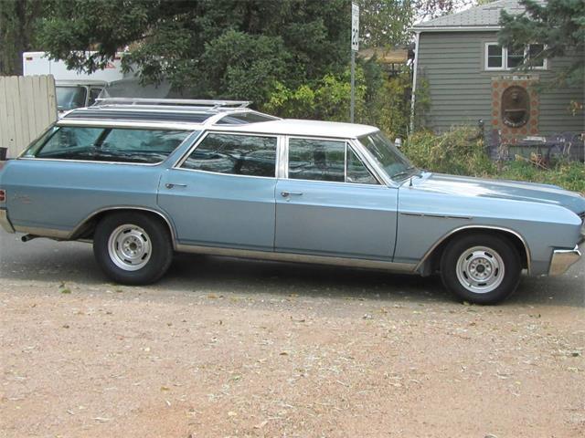 1967 Buick Sport Wagon   935555