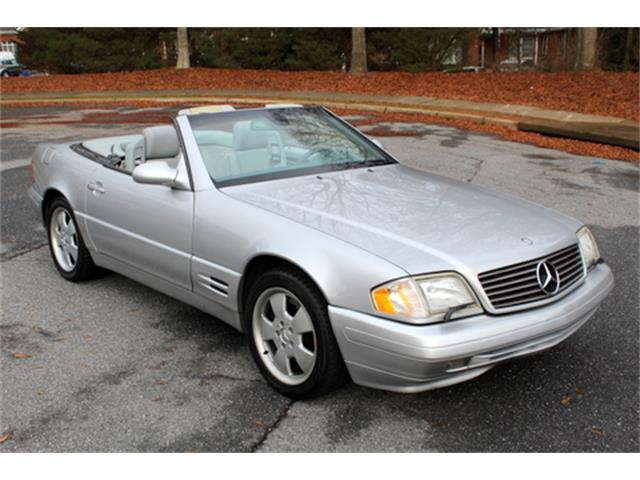 1999 Mercedes-Benz SL500 | 935556