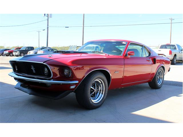 1969 Ford Mustang Mach 1 | 935568