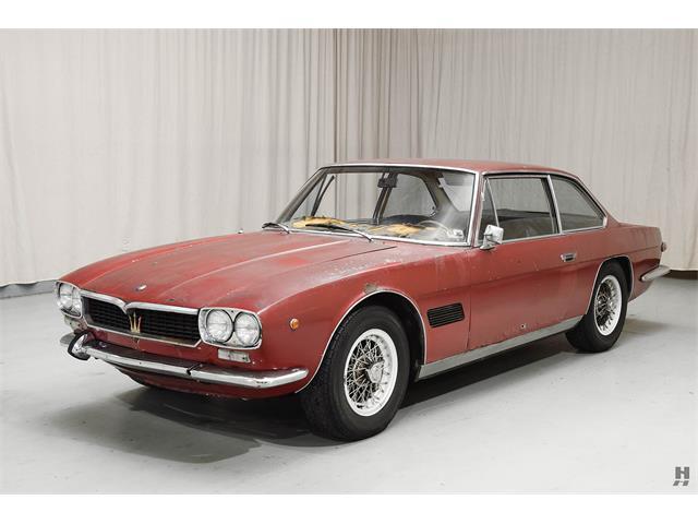 1967 Maserati Mexico | 930557