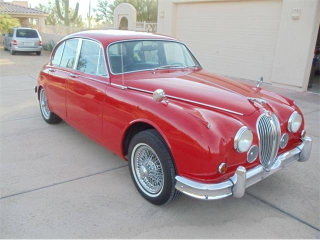 1967 Jaguar 340 | 935572