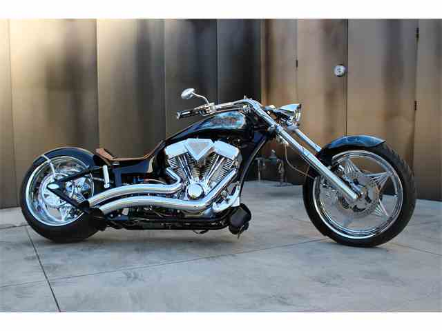 2008 Custom Texas Ranger Tribute Nasty Attitude Chopper | 935573