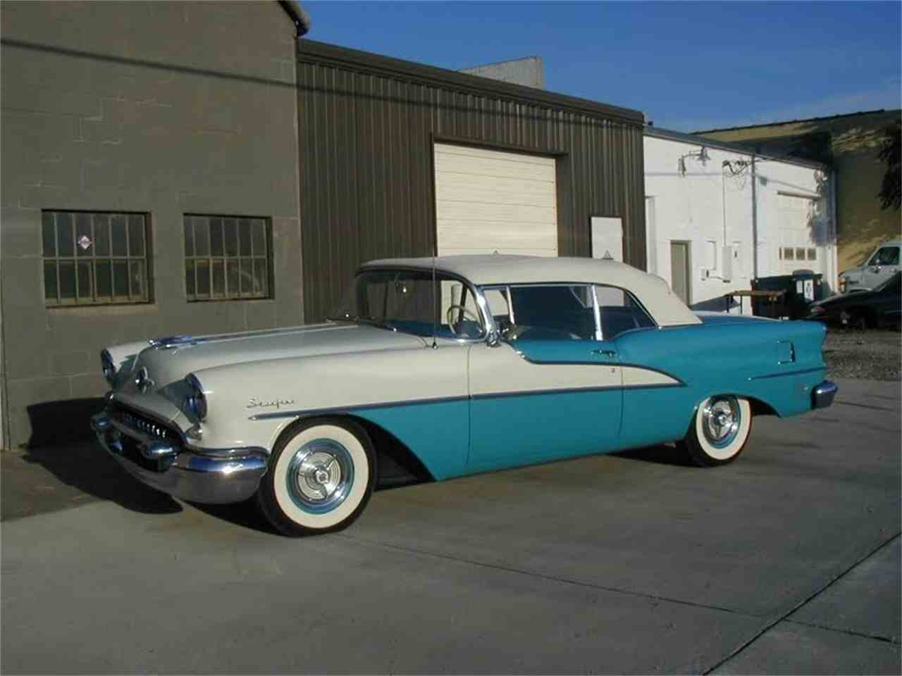 1955 oldsmobile starfire for sale cc 935577. Black Bedroom Furniture Sets. Home Design Ideas