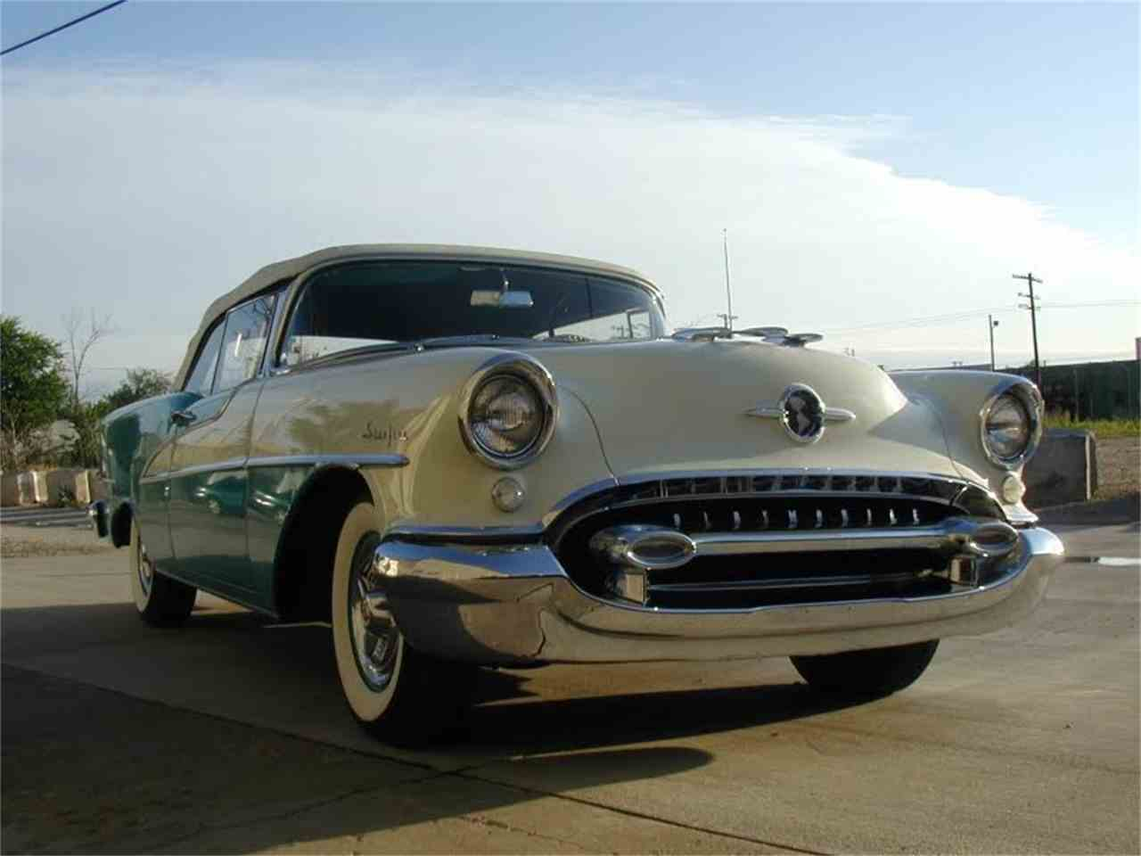 Large Picture of '55 Starfire - K1W9