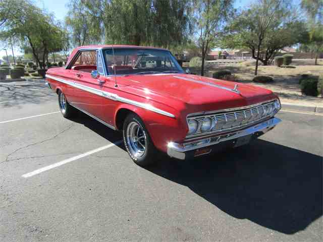 1964 Plymouth Sport Fury | 935579