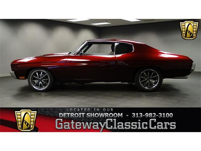 1970 Chevrolet Chevelle | 930558