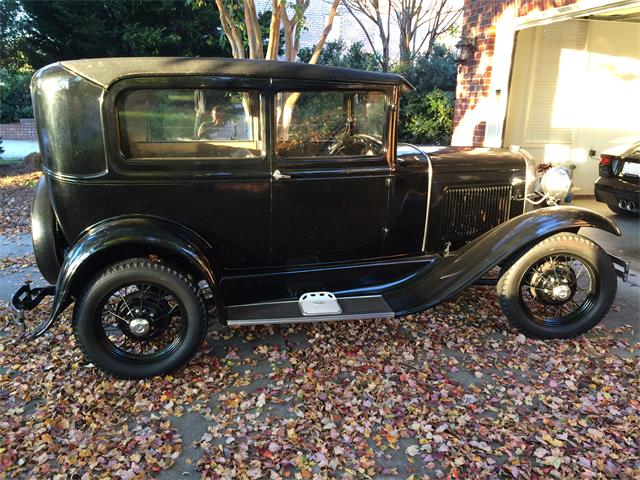 1931 Ford Model A   935593