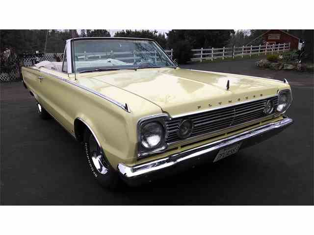 1966 Plymouth Satellite | 935595