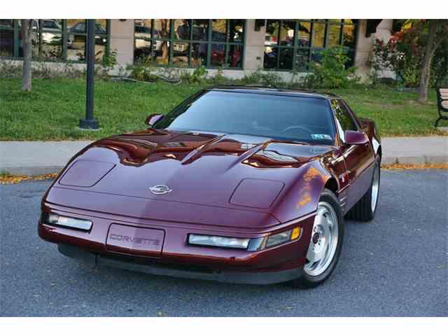 1993 Chevrolet Corvette | 930056