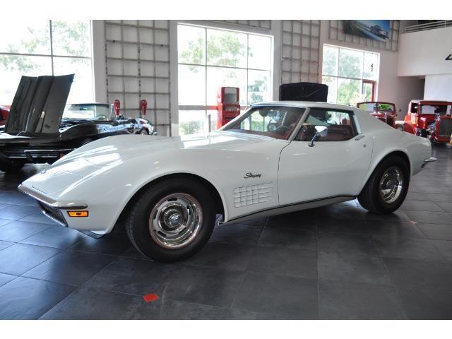 1972 Chevrolet Corvette | 935616