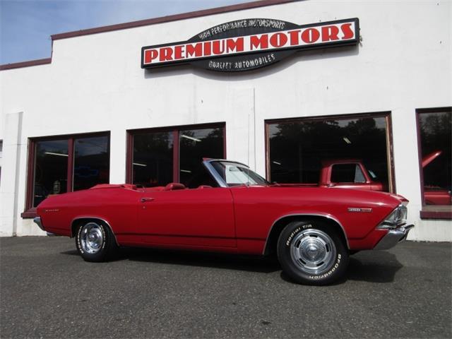 1969 Chevrolet Chevelle | 935631