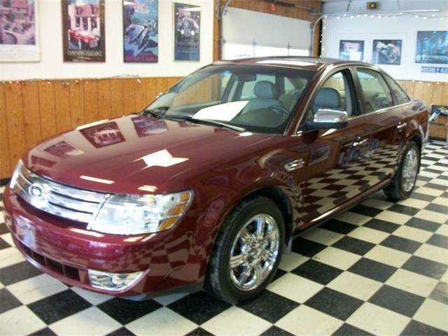 2008 Ford Taurus | 935639