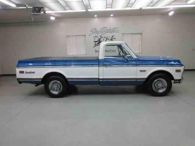 1972 GMC C/K 20 | 935656