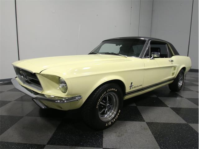 1967 Ford Mustang | 935662