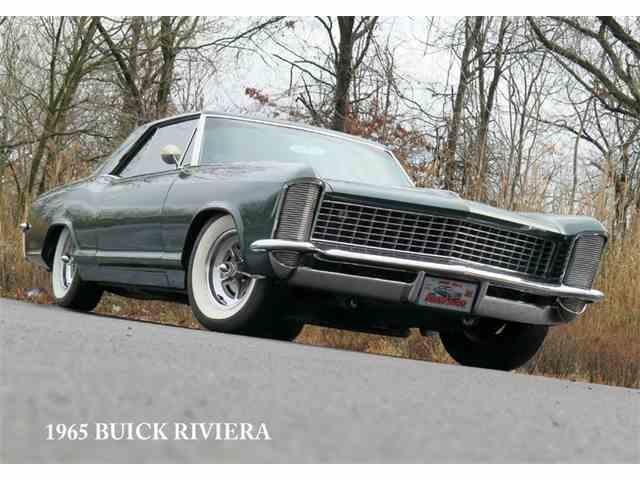 1965 Buick Riviera | 935664