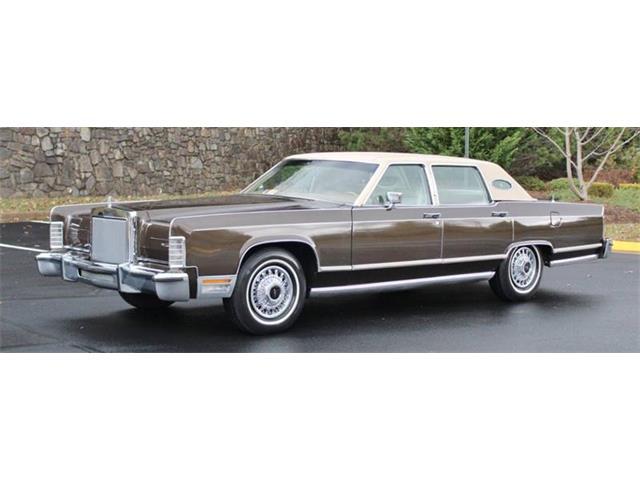 1978 Lincoln Continental | 935666