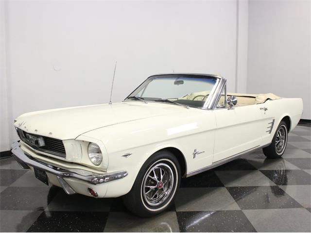1966 Ford Mustang | 935667