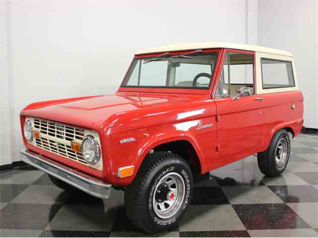 1969 Ford Bronco | 935669