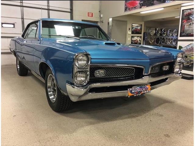 1967 Pontiac GTO | 935670