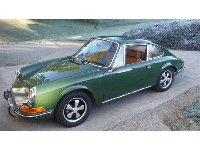 1970 Porsche 911T   935675