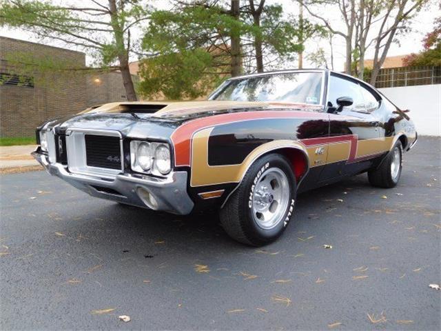 1971 Oldsmobile 442 | 935685