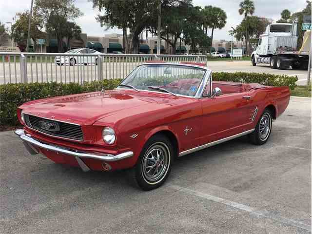 1966 Ford Mustang | 935694