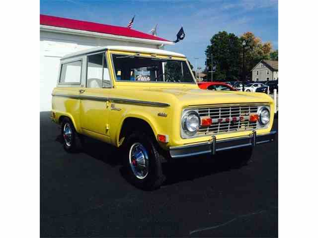 1969 Ford Bronco | 935698