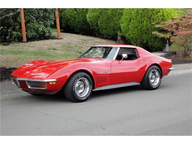 1972 Chevrolet Corvette | 935705