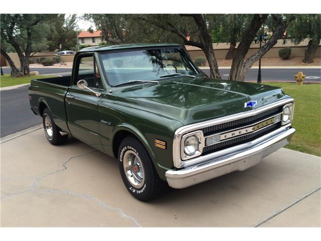 1970 Chevrolet C/K 10 | 935706