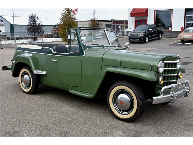1950 Willys Jeepster | 935708
