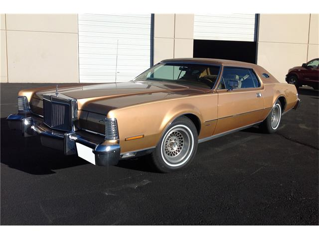 1975 Lincoln Continental Mark IV | 935711
