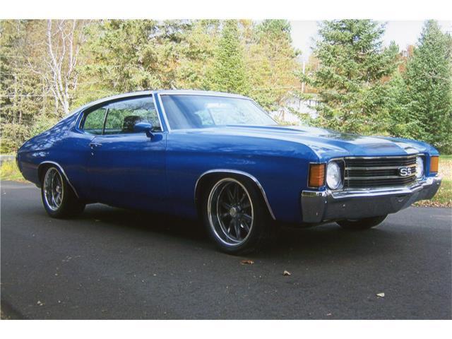 1972 Chevrolet Chevelle | 935732