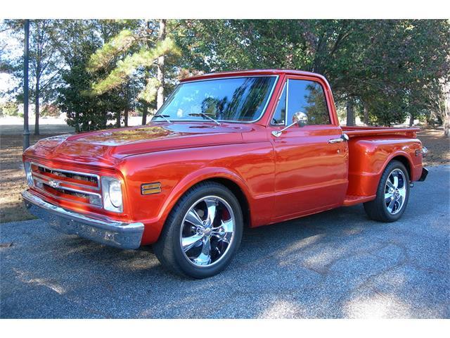 1968 Chevrolet C/K 10   935737