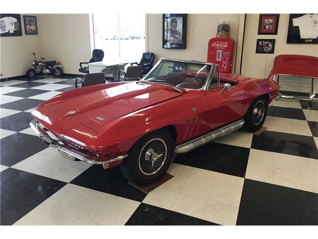 1966 Chevrolet Corvette   935743