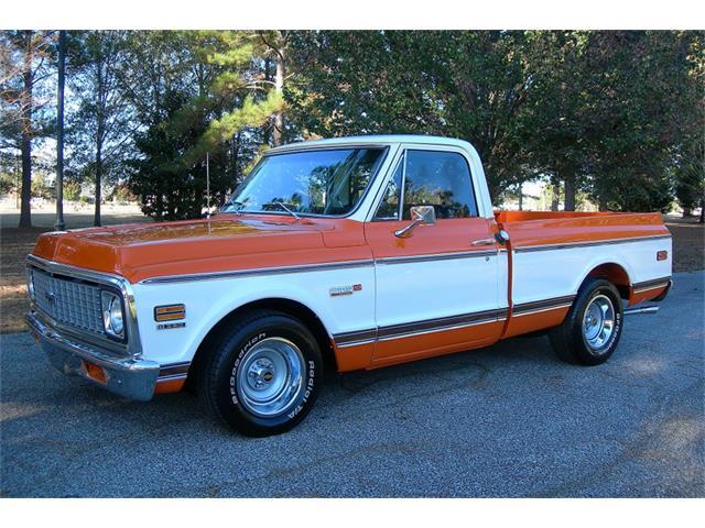 1971 Chevrolet Cheyenne | 935747