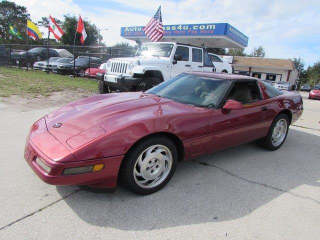 1995 Chevrolet Corvette | 935758