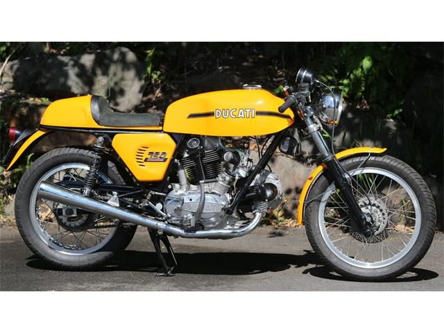 1973 Ducati Motorcycle | 935764
