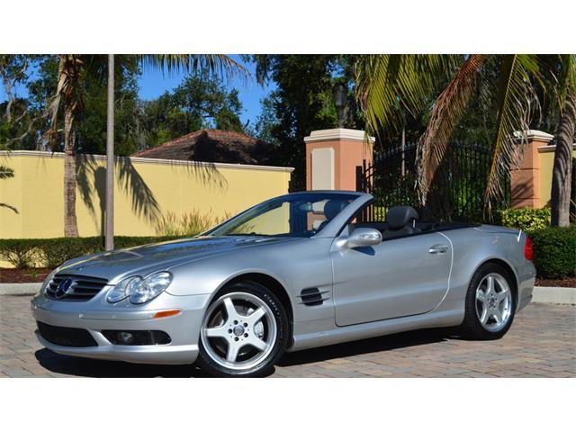 2003 Mercedes-Benz SL500   935777